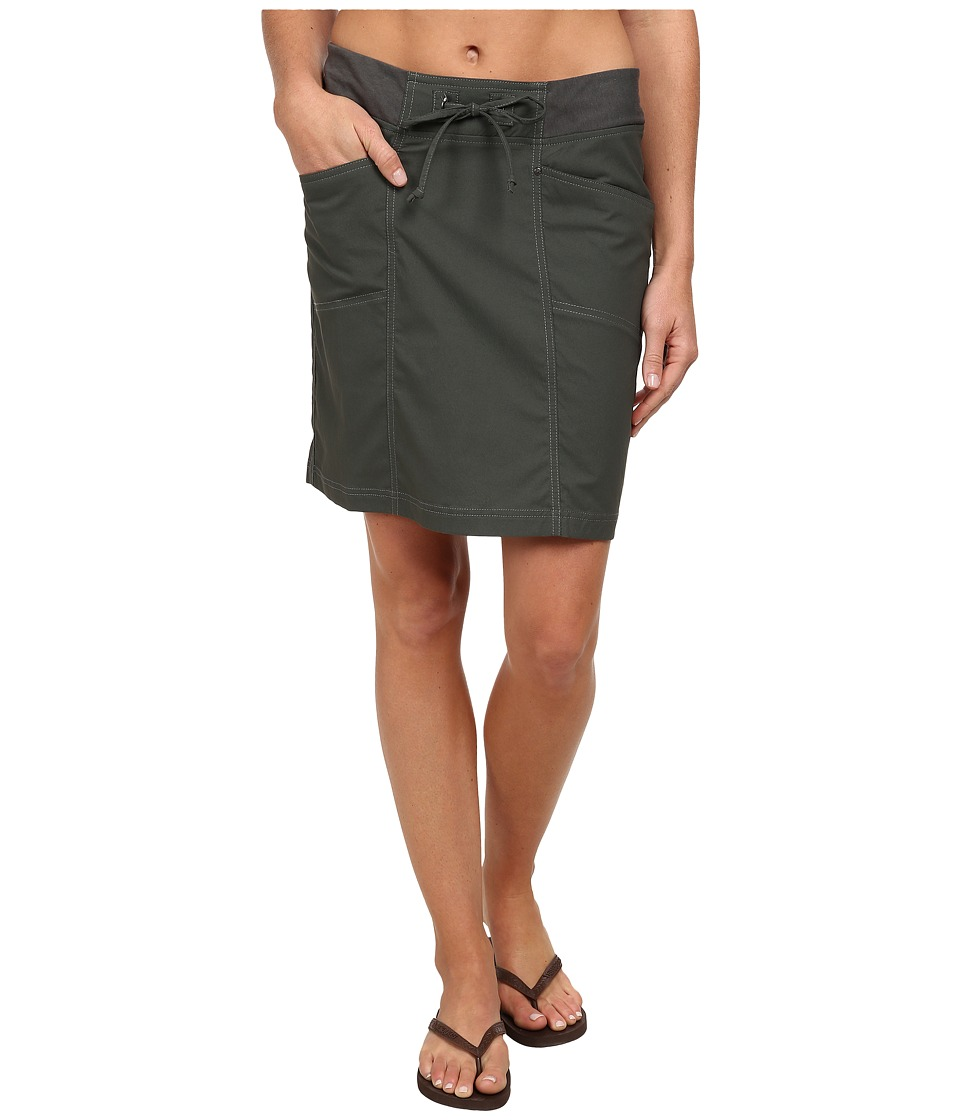 Royal Robbins - Jammer Skirt (Obsidian) Women's Skirt