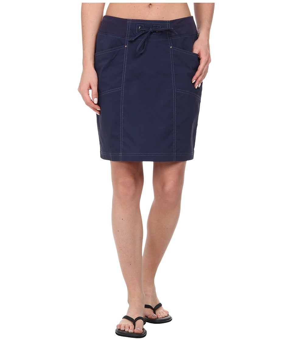 Royal Robbins - Jammer Skirt (Deep Blue) Women's Skirt