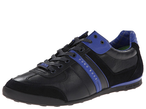 BOSS Green - Aki (Dark Blue) Men's Shoes
