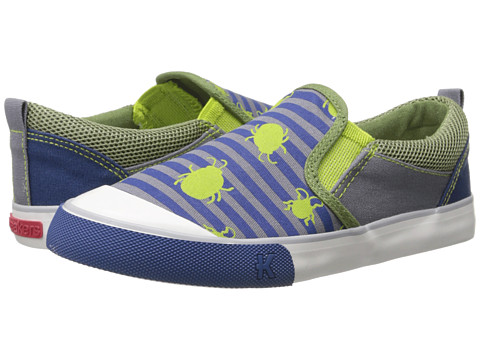 See Kai Run Kids - Ransome (Toddler/Little Kid) (Green) Boys Shoes