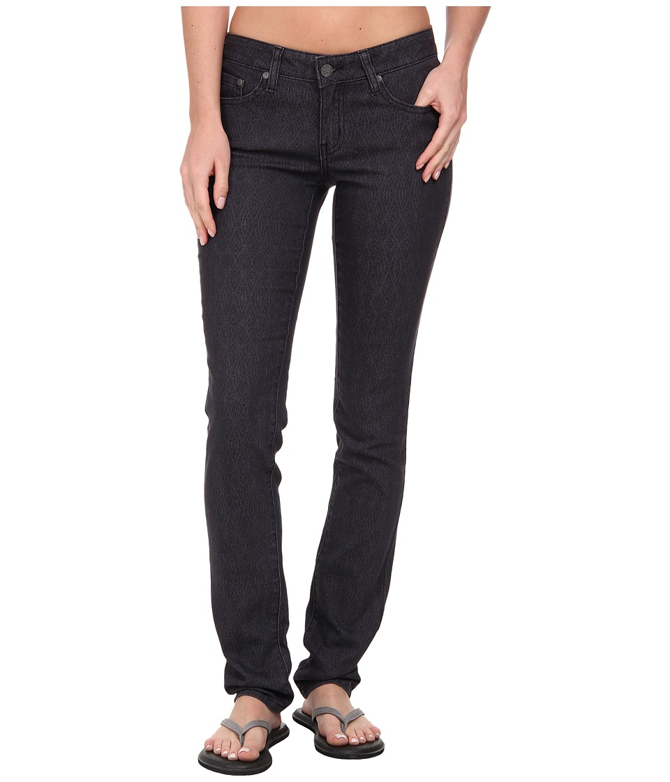 Prana - Kara Jean (Charcoal Diamond) Women's Jeans