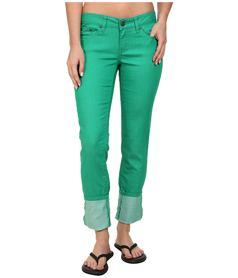 Prana - Kara Jean (Cool Green) Women's Jeans