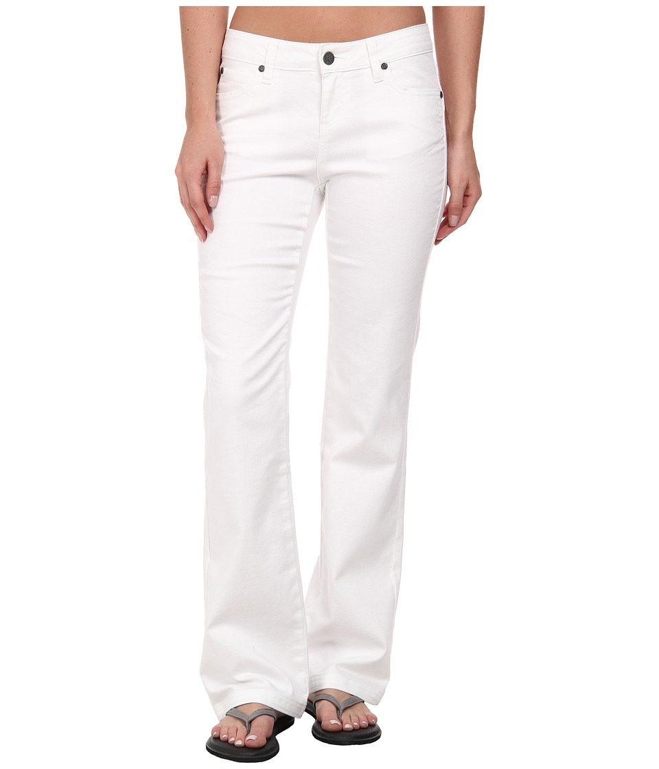 Prana - Jada Jean (White) Women's Jeans