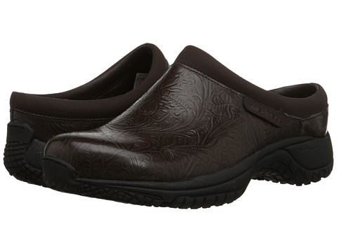 Merrell - Encore Slide Pro Lab (Brown) Women's Slip on Shoes