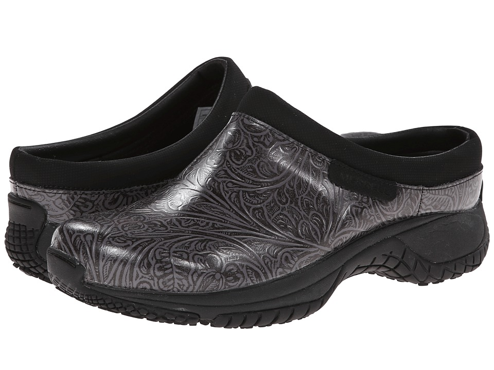 Merrell - Encore Slide Pro Lab (Charcoal) Women's Slip on Shoes