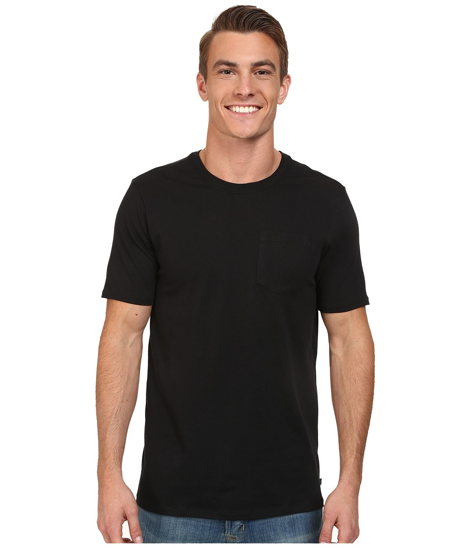 Nike SB - SB Dri-FIT Solid Pocket Tee (Black/Black) Men's T Shirt
