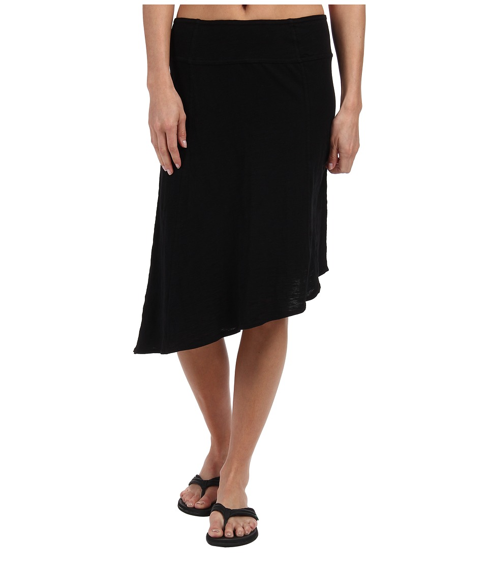Prana - Jacinta Skirt (Black) Women's Skirt