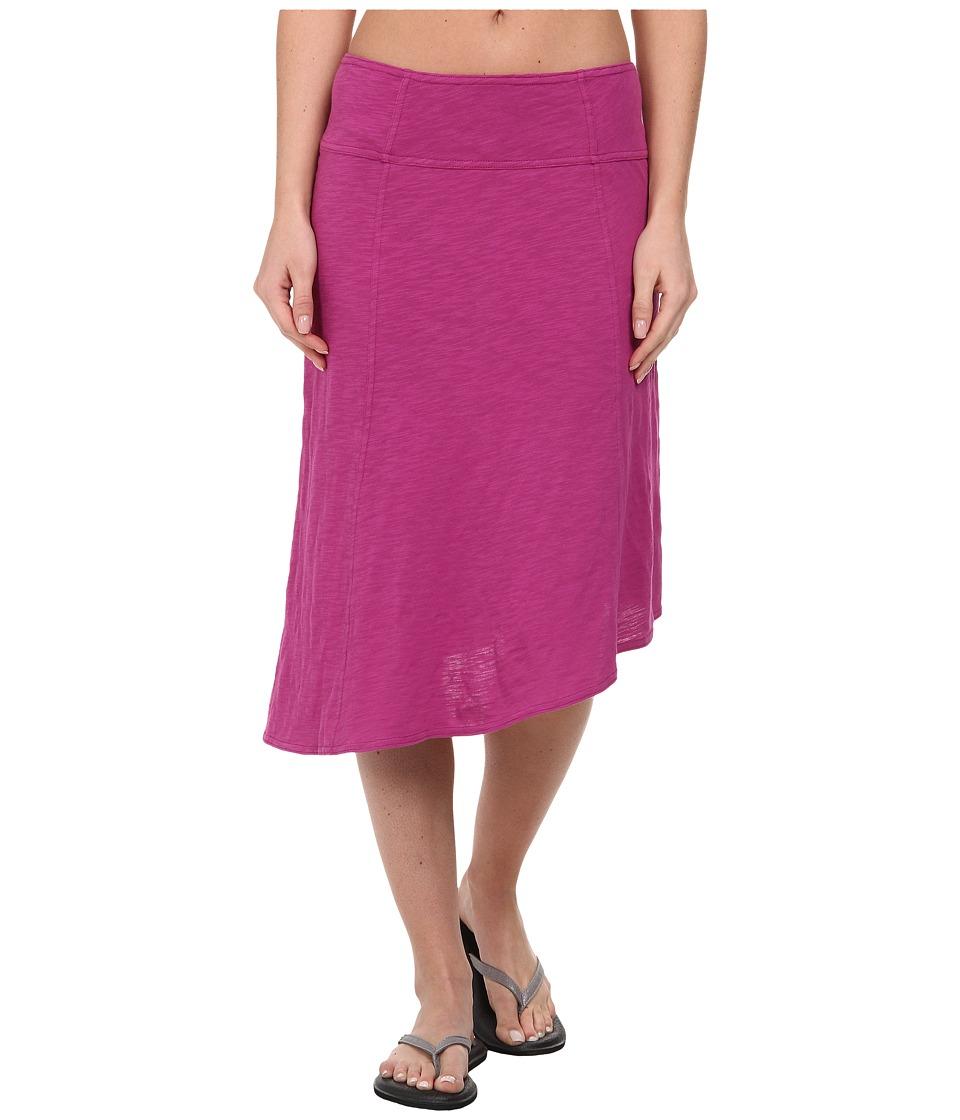 Prana - Jacinta Skirt (Vivid Viola) Women's Skirt