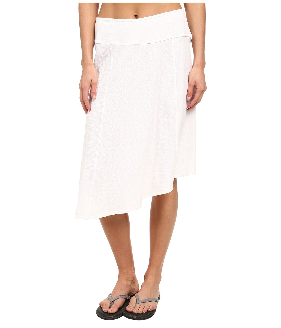 Prana Jacinta Skirt (White) Women