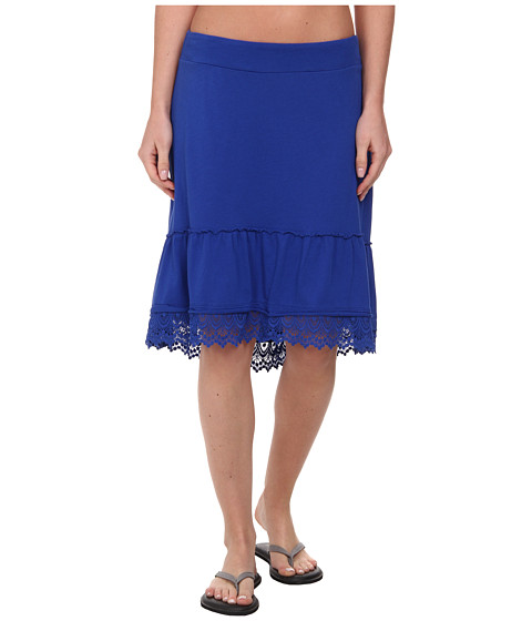 Prana - Laine Skirt (Blue Jay) Women