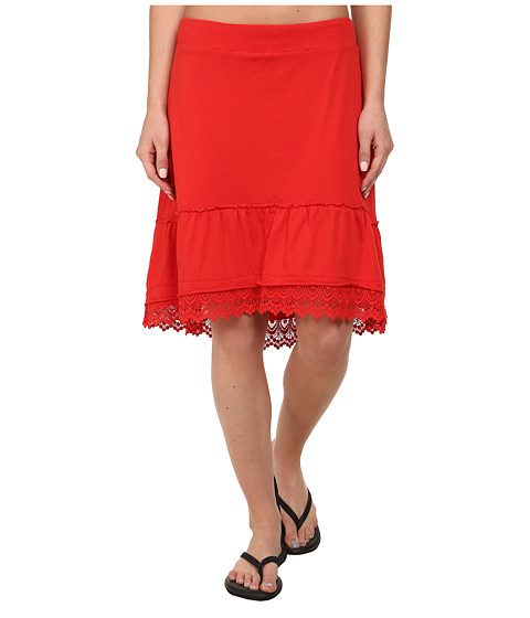 Prana - Laine Skirt (Cherry Pop) Women
