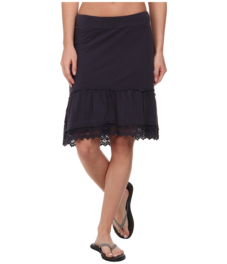 Prana - Laine Skirt (Coal) Women's Skirt