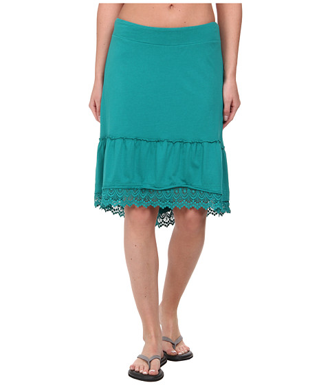 Prana - Laine Skirt (Sea Green) Women