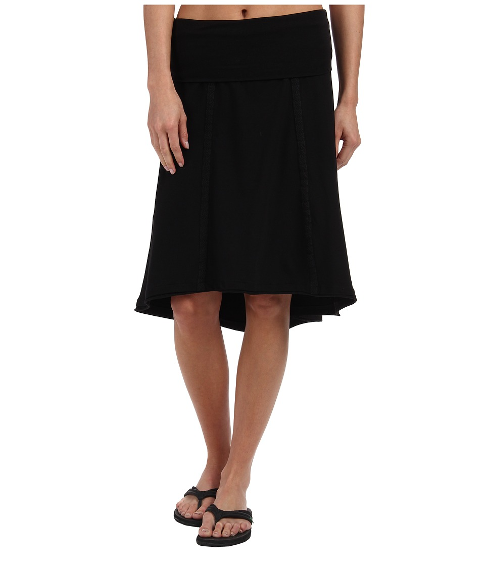 Prana - Tia Skirt (Black) Women