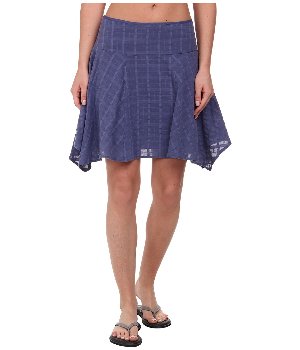 Prana - Rhia Skirt (Bijou Blue) Women's Skirt