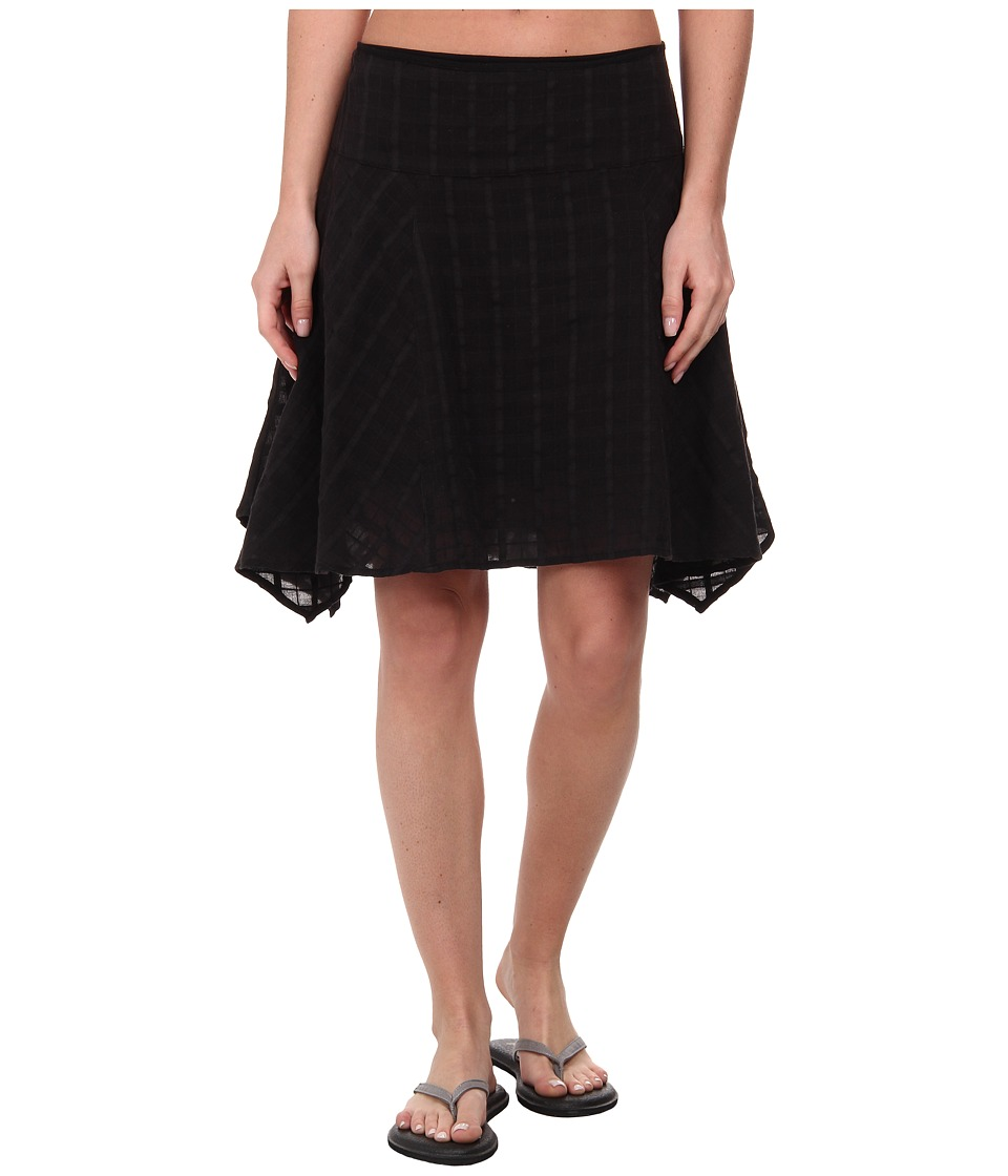 Prana Rhia Skirt (Black) Women