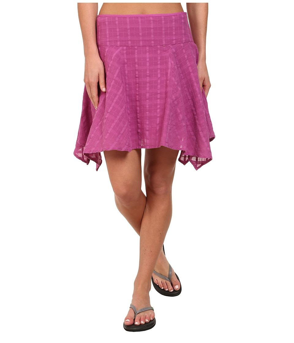 Prana Rhia Skirt (Vivid Viola) Women