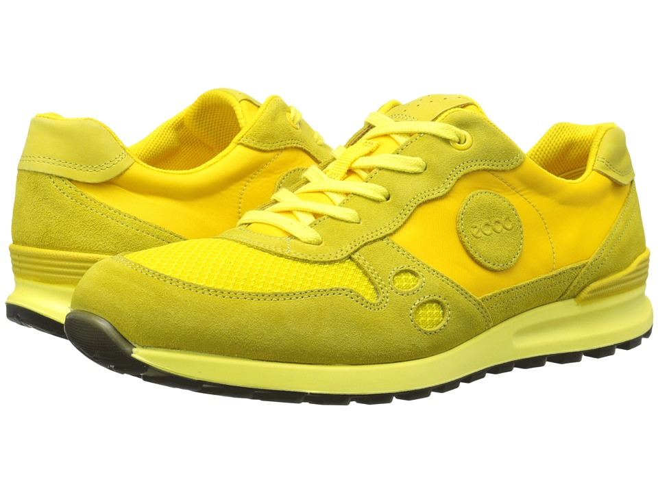 ECCO CS14 Retro Sneaker (Bamboo) Men