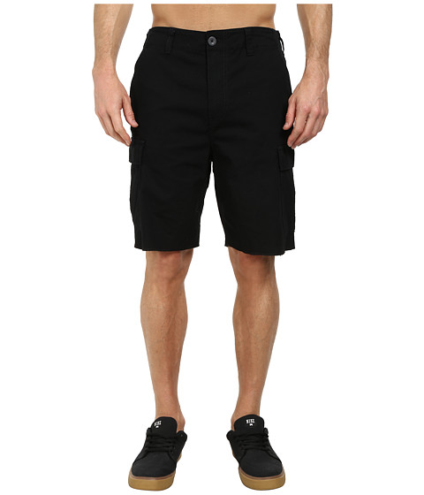 Nike SB - SB Hawthorne Cargo Short 2.0 (Black) Men's Shorts