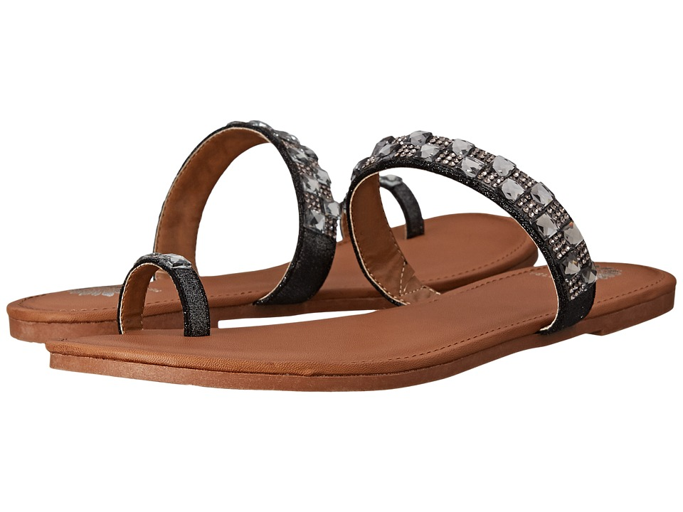 Yellow Box - Adalia (Pewter) Women's Sandals
