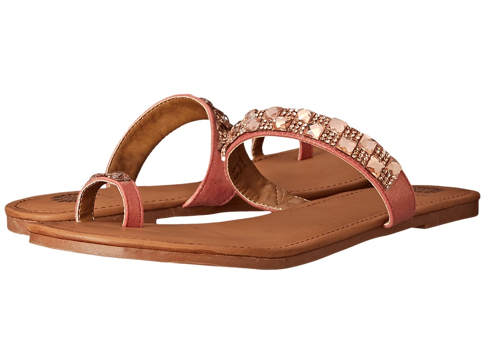 Yellow Box - Adalia (Coral) Women's Sandals