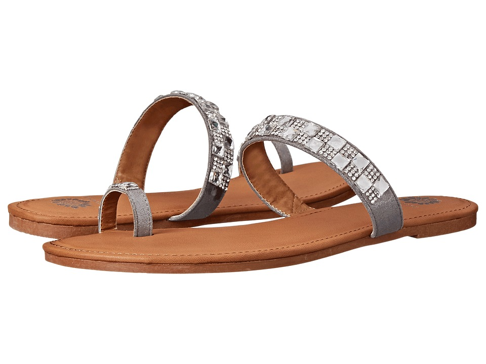 Yellow Box - Adalia (Silver) Women's Sandals