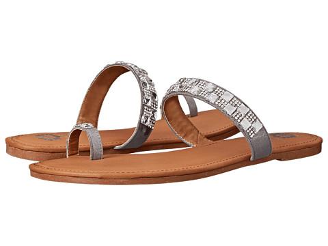 Yellow Box - Adalia (Silver) Women's Sandals