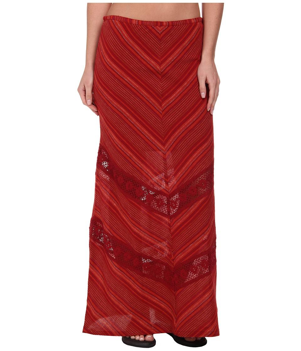 Prana - Ginny Skirt (Tomato) Women's Skirt