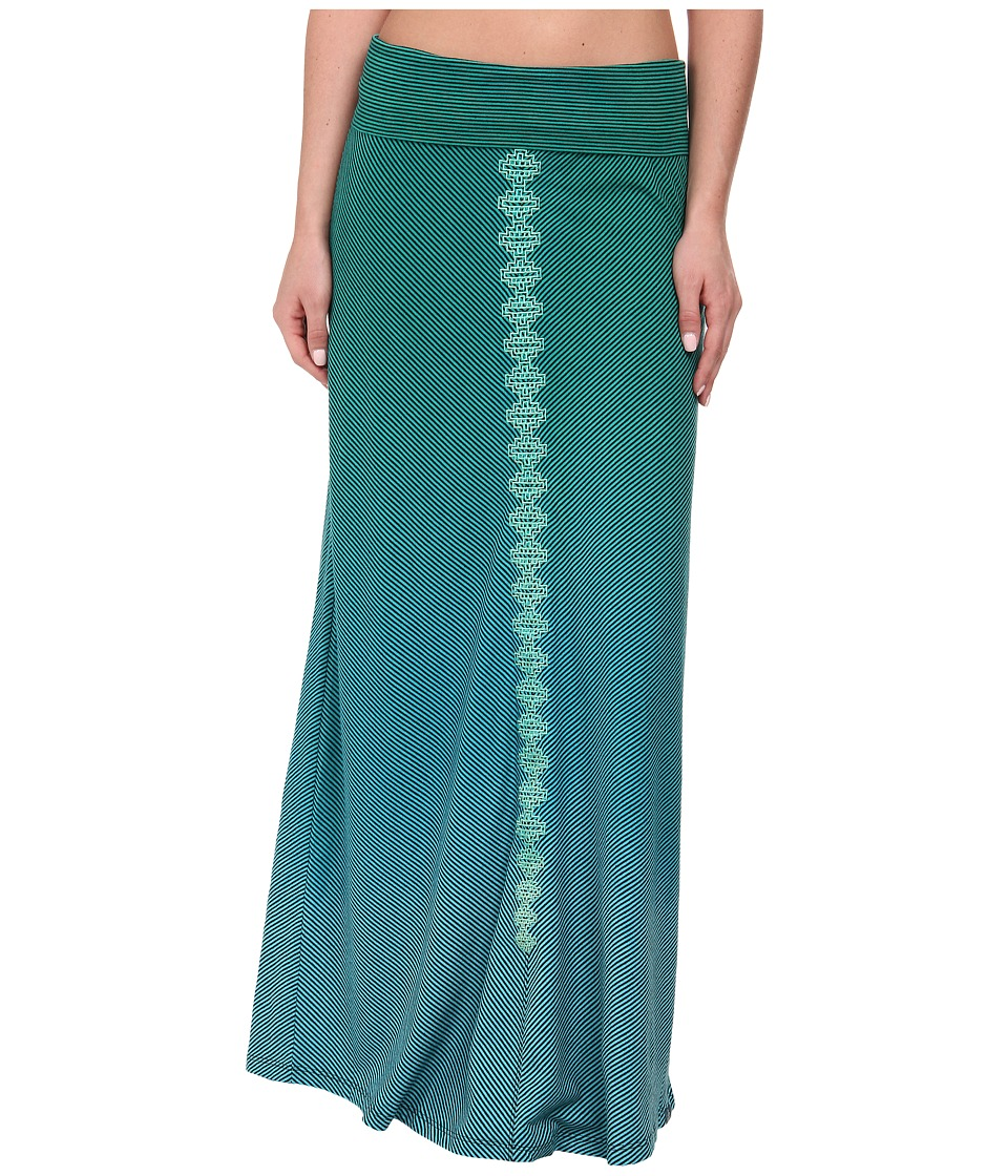 Prana - Benita Skirt (Sea Green) Women's Skirt