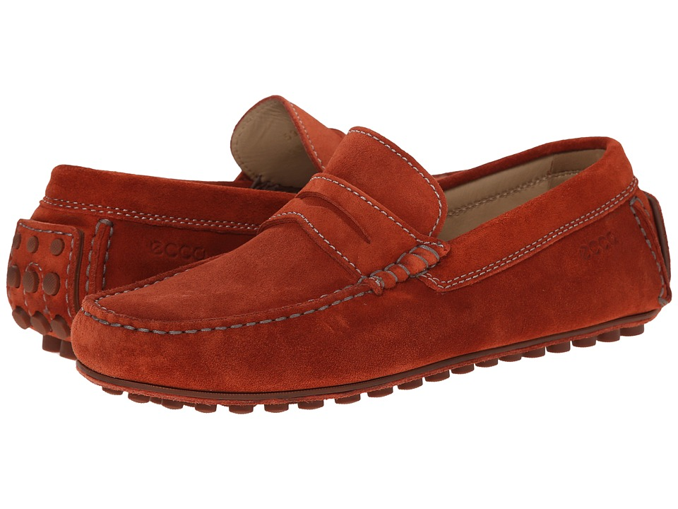 ECCO - Dynamic Moc (Picante) Men's Slip on Shoes