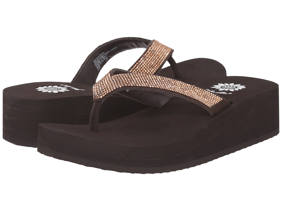 Yellow Box - Cliff (Brown) Women's Sandals