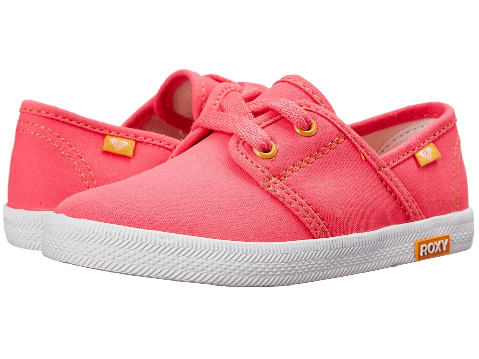 Roxy Kids - Hermosa (Toddler) (Pink) Girl's Shoes