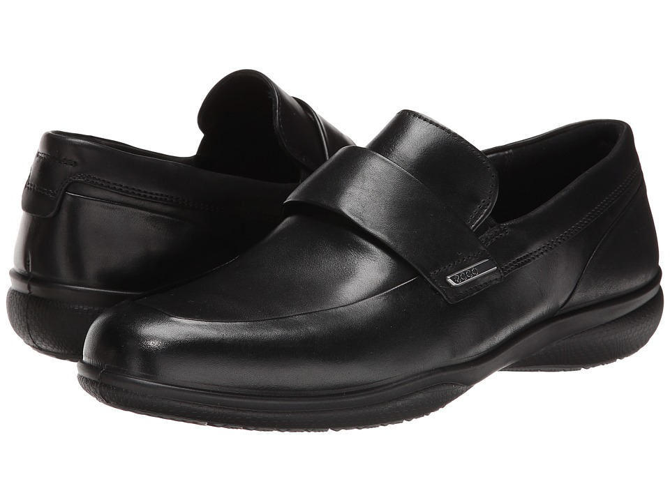 ECCO - Grenoble Slip On (Black) Men