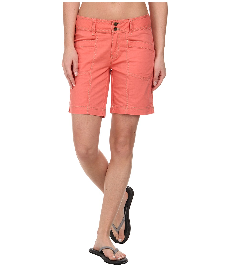 Royal Robbins - Kick It Short (Persimmon) Women's Shorts