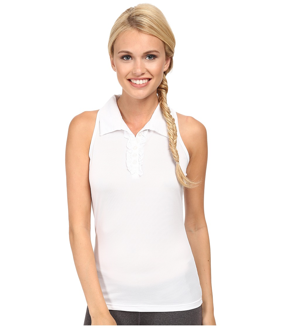 Soybu - Marian Tank (White) Women's Sleeveless