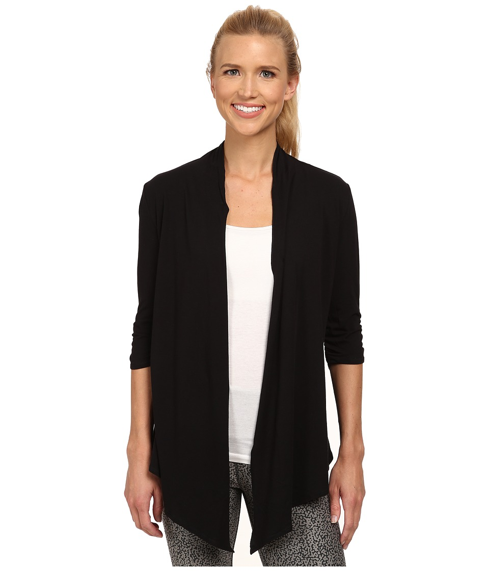 Soybu - Meryl Wrap (Black) Women's Blouse