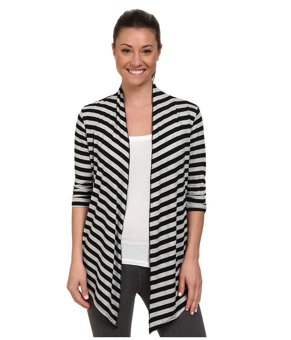 Soybu - Meryl Wrap (Black (Mod Stripe)) Women