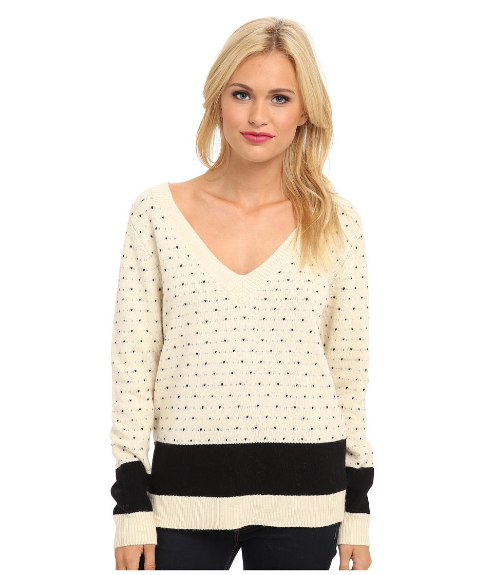 Townsen - Himalayan Pullover (Cream/Black Dots) Women