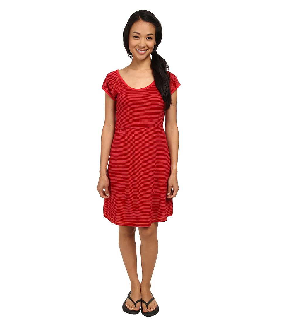 Prana - Faith Dress (Cherry Pop) Women's Dress