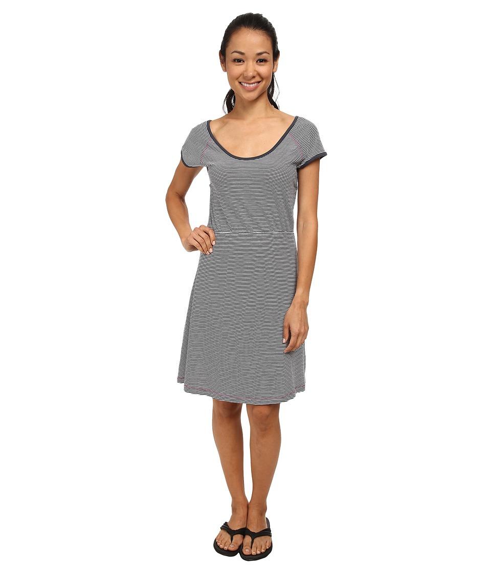 Prana - Faith Dress (Coal) Women's Dress