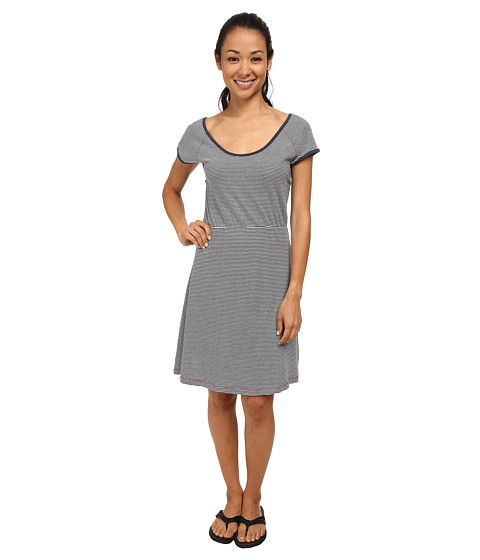 Prana - Faith Dress (Coal) Women's Dress
