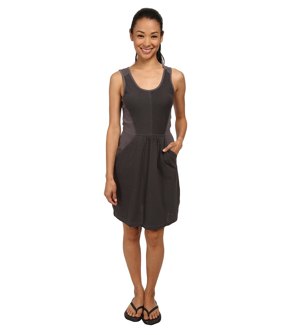 Prana - Maisy Dress (Gravel) Women's Dress
