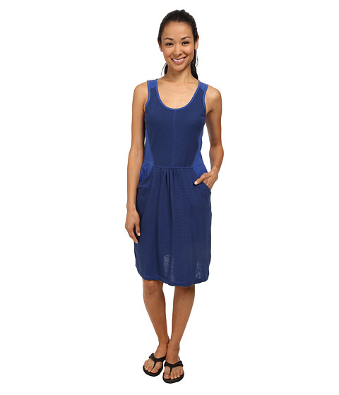 Prana - Maisy Dress (Blue Jay) Women