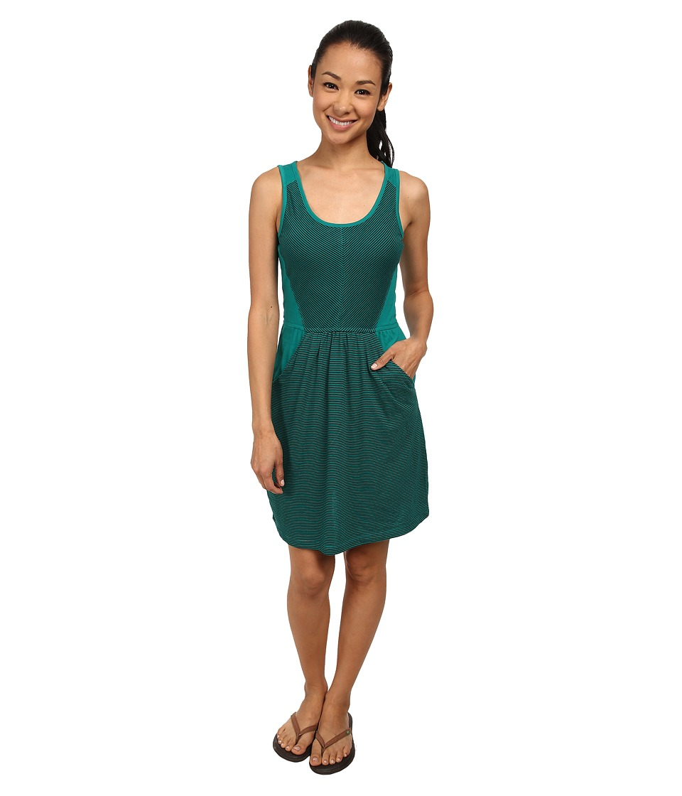 Prana - Maisy Dress (Sea Green) Women