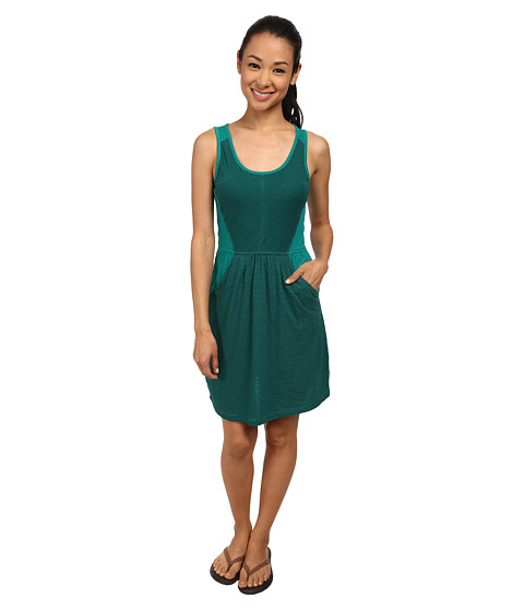 Prana - Maisy Dress (Sea Green) Women's Dress