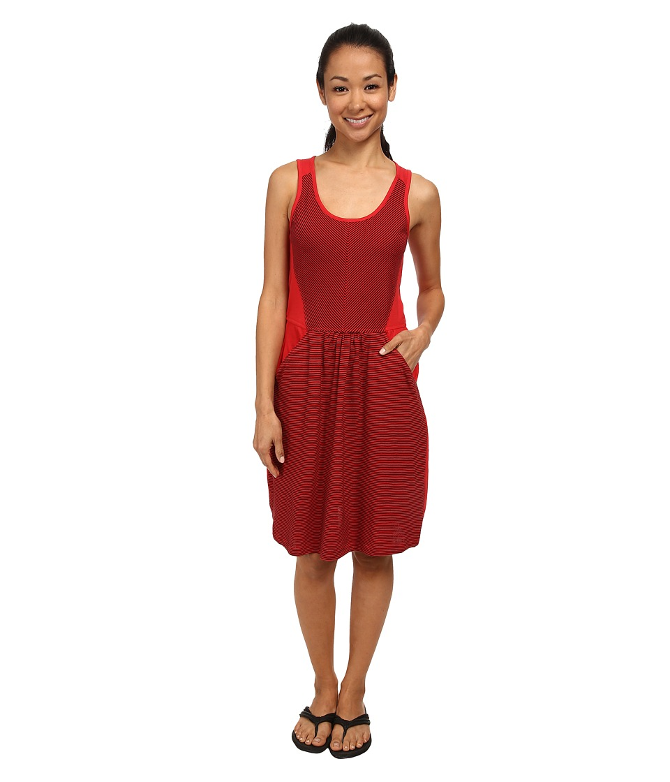 Prana - Maisy Dress (Cherry Pop) Women's Dress