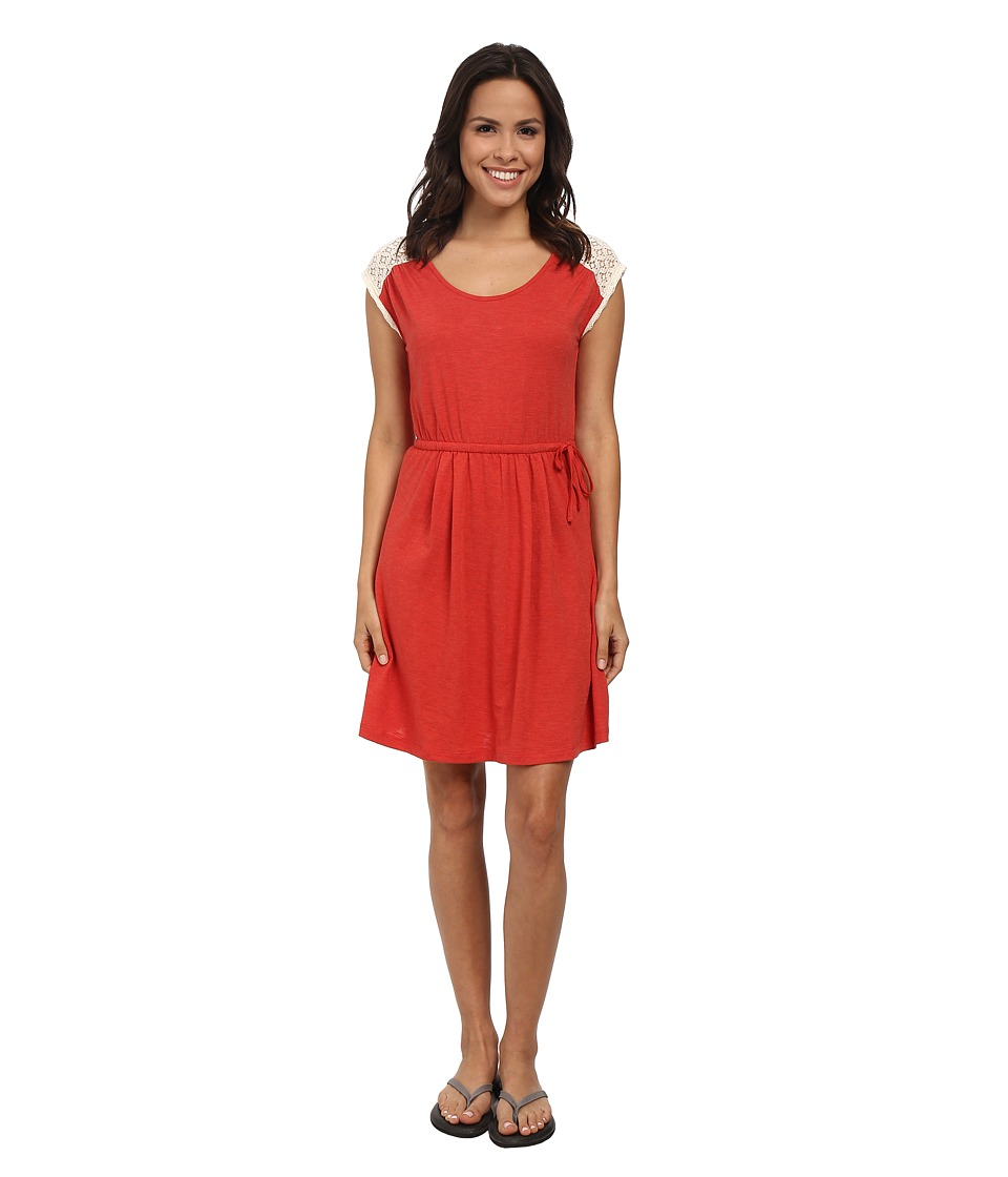 Prana Angelina Dress (Fireball) Women