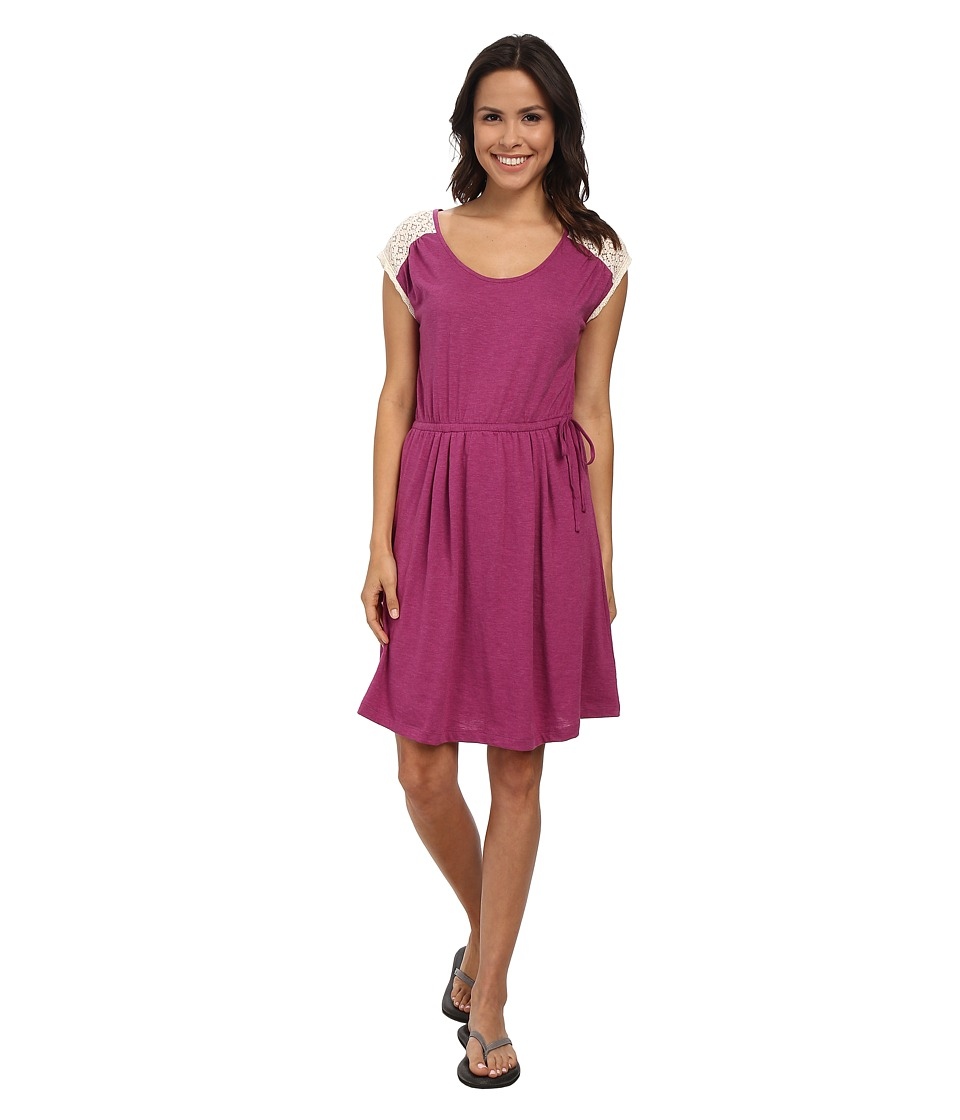 Prana - Angelina Dress (Fuchsia) Women's Dress