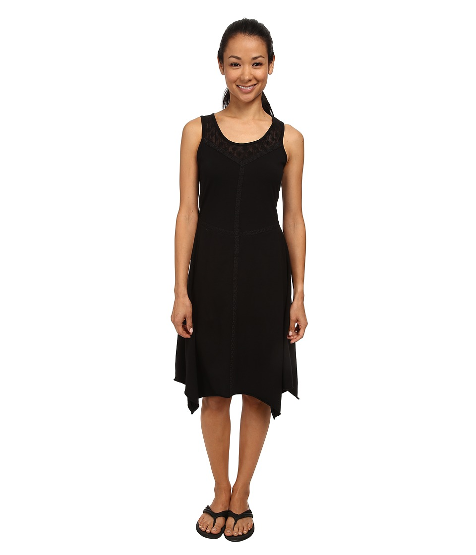 Prana - Trixie Dress (Black) Women's Dress
