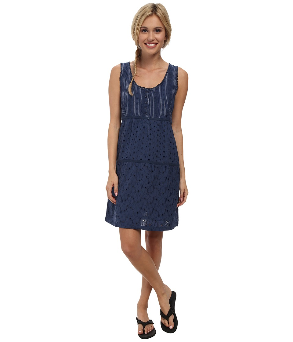 Prana - Kendall Dress (Blue Ridge) Women's Dress